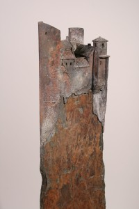 Castello Forte  Brons en leisteen
