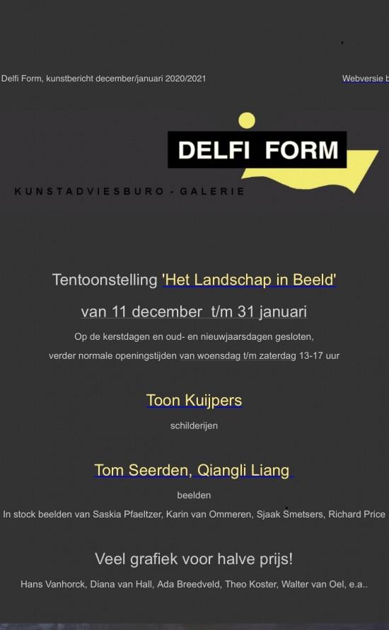 uitnodiging Delfi Form