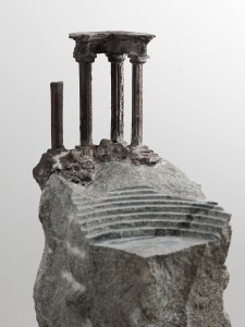 Akragas  Brons en graniet