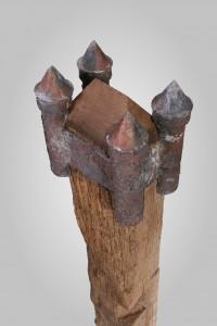 Castello  Brons en eikenhout